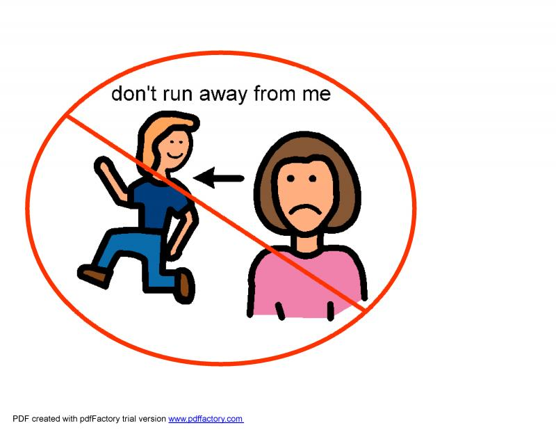 """Download the PDF of """"Don't Run Away From Me"""""""